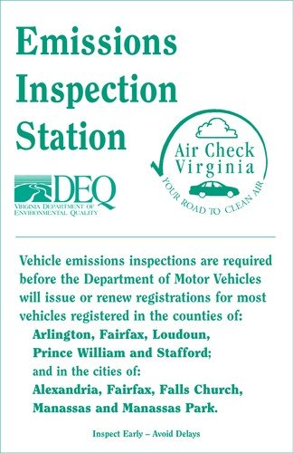 Emissions Inspections